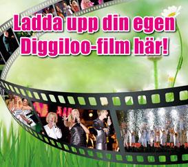 Ladda upp din egen Diggiloo-film här