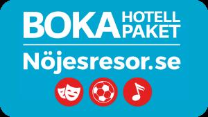 Bild på logotyp för Nöjesresor.